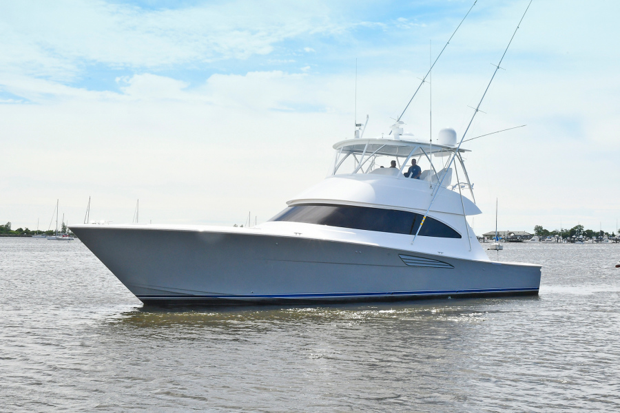 Viking-58 Convertible  2020-Dealers Choice   IN STOCK Staten Island-New York-United States-Port Side Bow-1242838-featured
