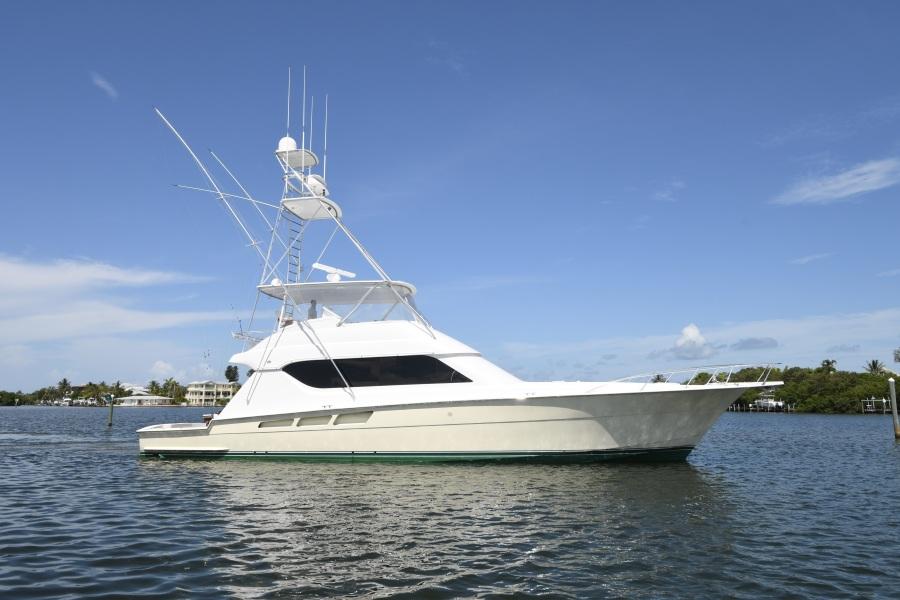 Hatteras-65 Convertible 2003-Galati Yacht Sales Trade Anna Maria-Florida-United States-2003 Hatteras 65 Convertible-1433750-featured