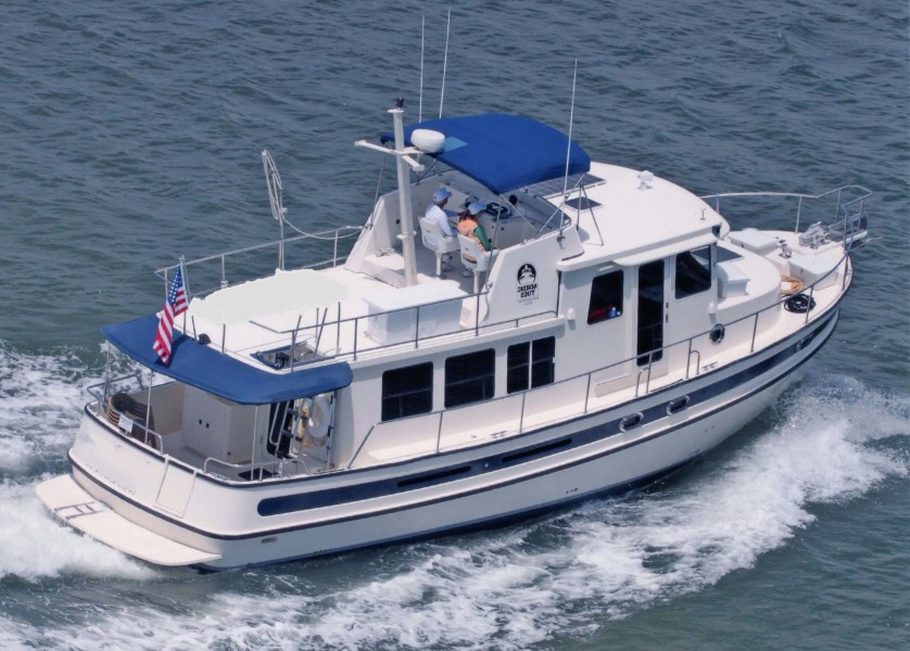 Nordic Tugs-42/44 2003-Sea Gypsy Fort Myers-Florida-United States-1432284-featured