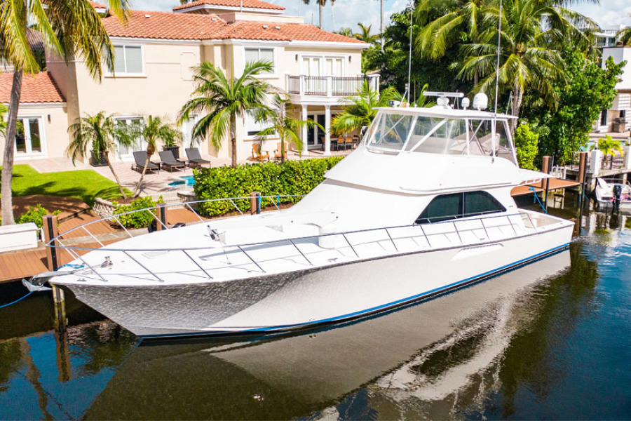 Viking-56 Convertible 2006-Downtime Fort Lauderdale -Florida-United States-2006 Viking 56 Convertible  Downtime -1449454-featured