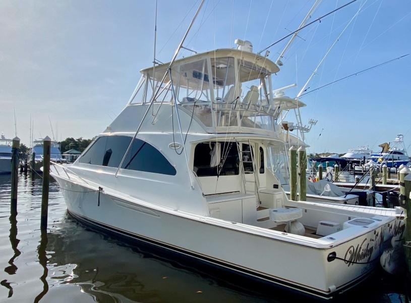 Ocean Yachts-52 SS 2005-Whiskey & Wine Stuart-Florida-United States-Main Profile-1434512-featured