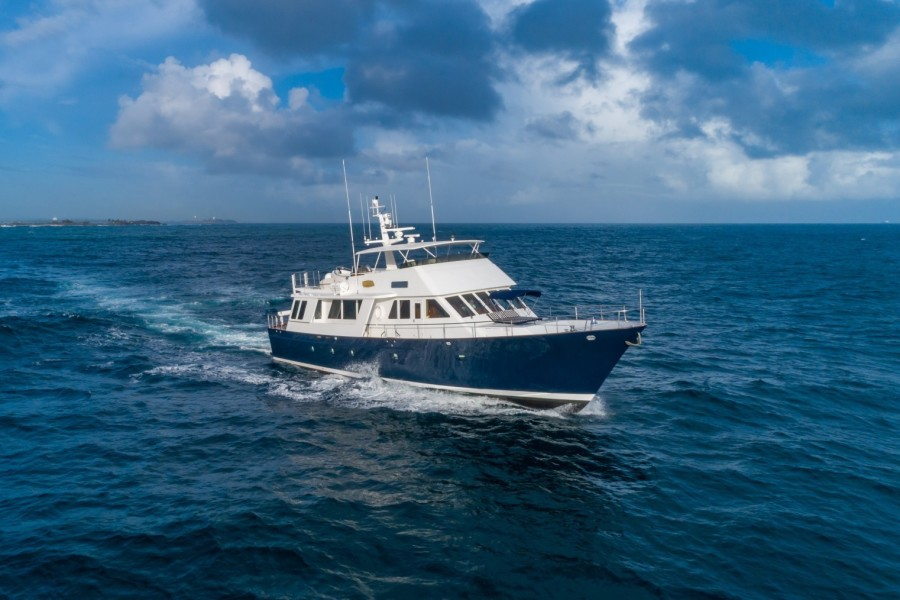 Palmer Johnson-Pilothouse  1999-Nirvana San Juan-Puerto Rico-1441636-featured