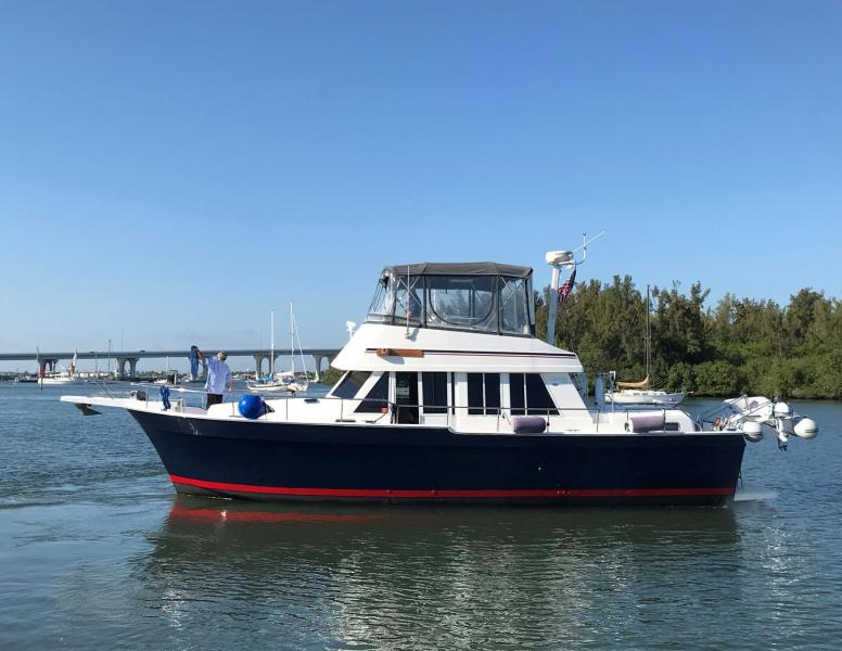 Mainship-430 2003-Serenity Blue Jacksonville-Florida-United States-1449622-featured