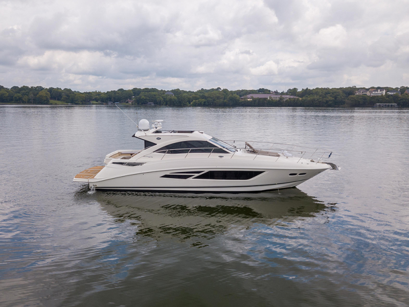 Sea Ray-510 Sundancer 2013-SEAS THE DAY Hendersonville-Tennessee-United States-Stbd profile-1454794-featured