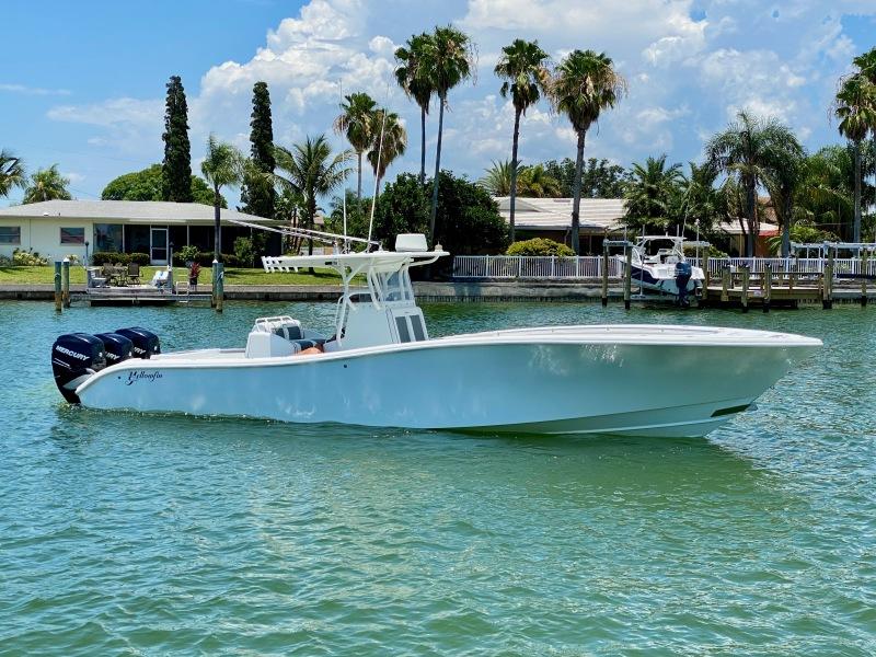 Yellowfin 2010-Reel Serenity III Belleair Beach-Florida-United States-1452224-featured