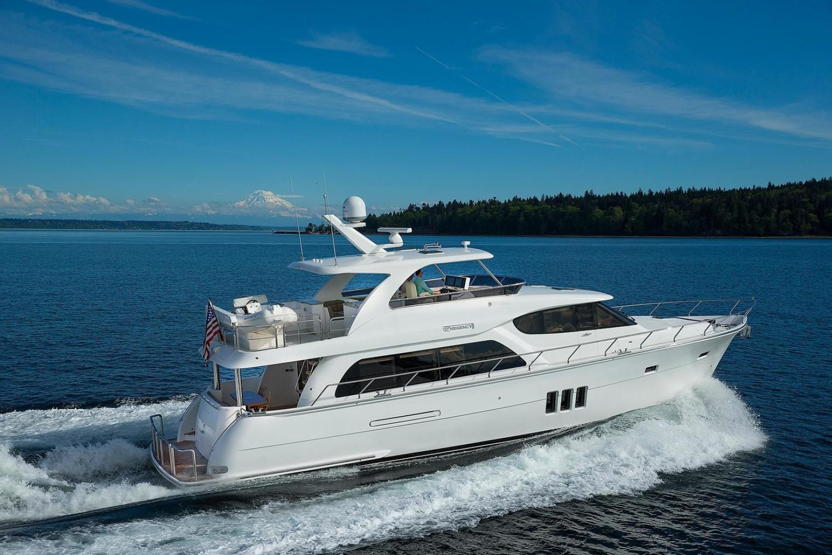 Picture Of: 65' Regency P65 2020 Yacht For Sale   1 of 31