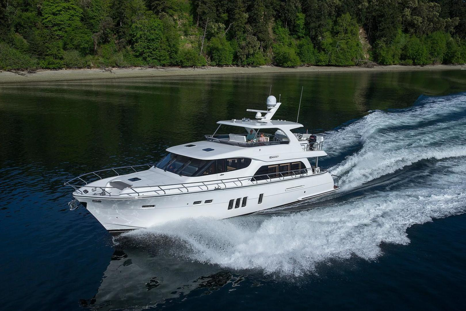 Picture Of: 65' Regency P65 2020 Yacht For Sale   2 of 31