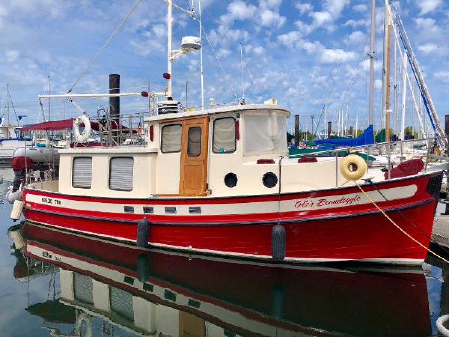 Picture Of: 34' Nordic Tugs 32 1993 Yacht For Sale | 1 of 28