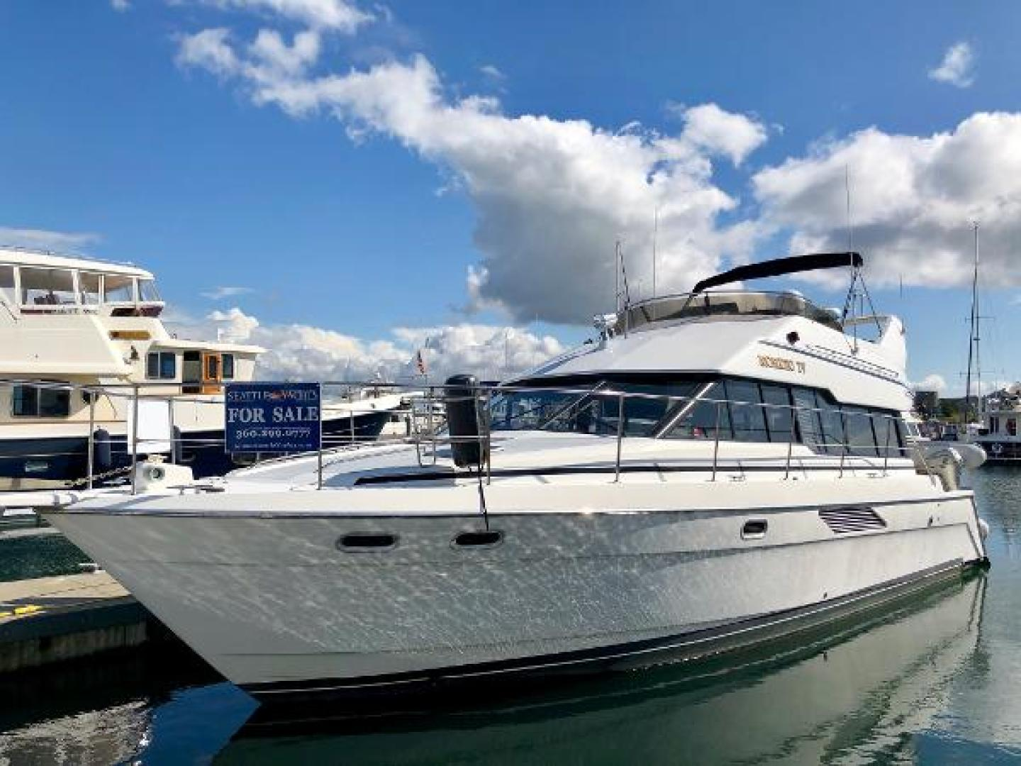 Picture Of: 43' Bayliner 4388 Motor Yacht 1991 Yacht For Sale | 1 of 16
