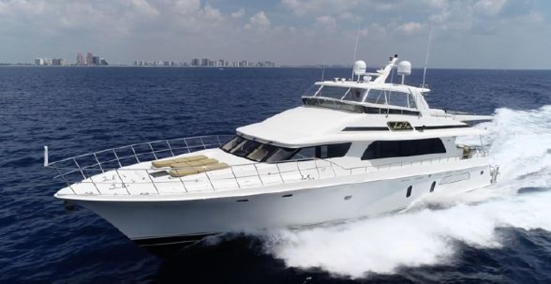 Picture Of: 93' Cheoy Lee 84 Bravo 2006 Yacht For Sale | 1 of 177