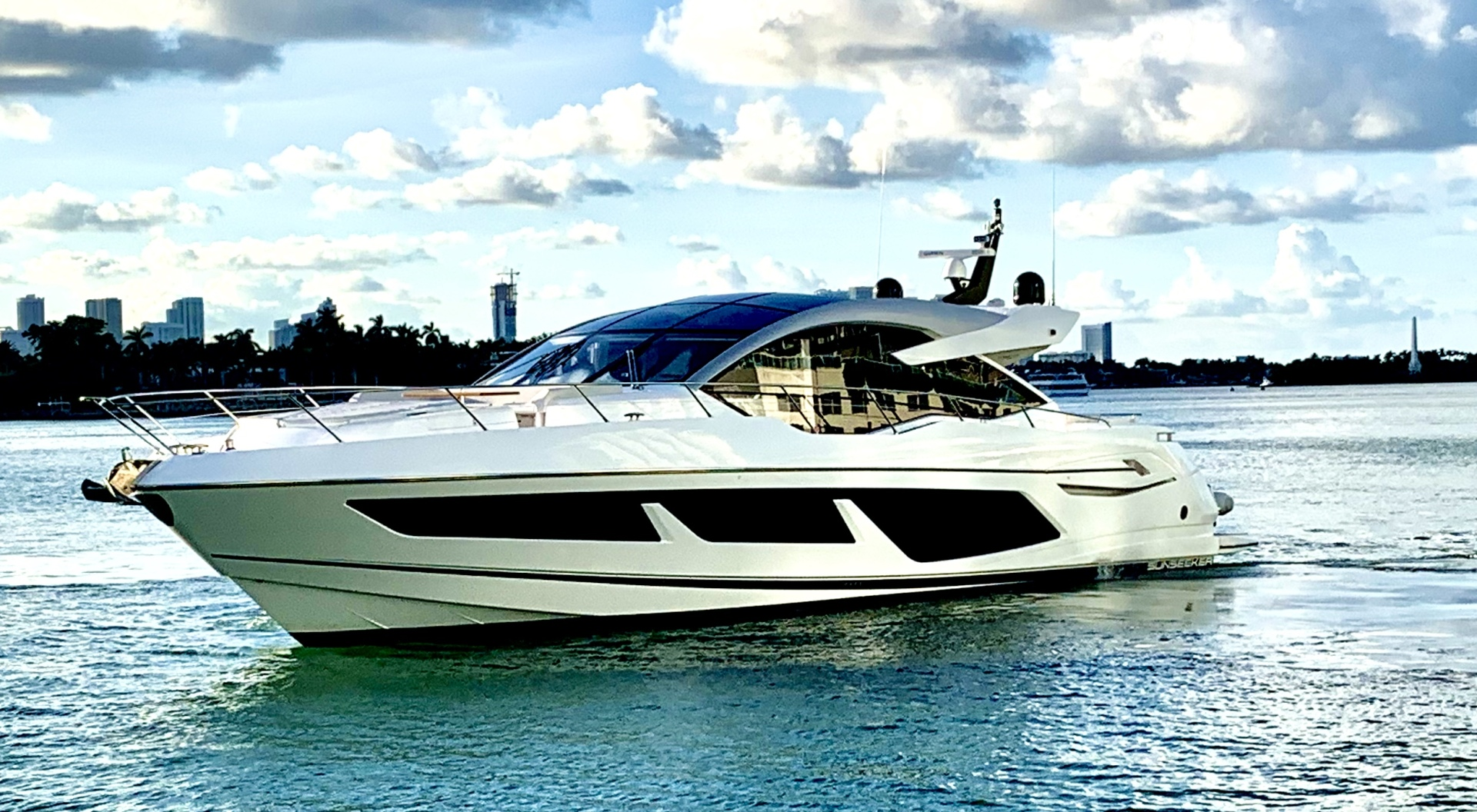 Picture Of: 74' Sunseeker 74 Predator 2019 Yacht For Sale | 2 of 16