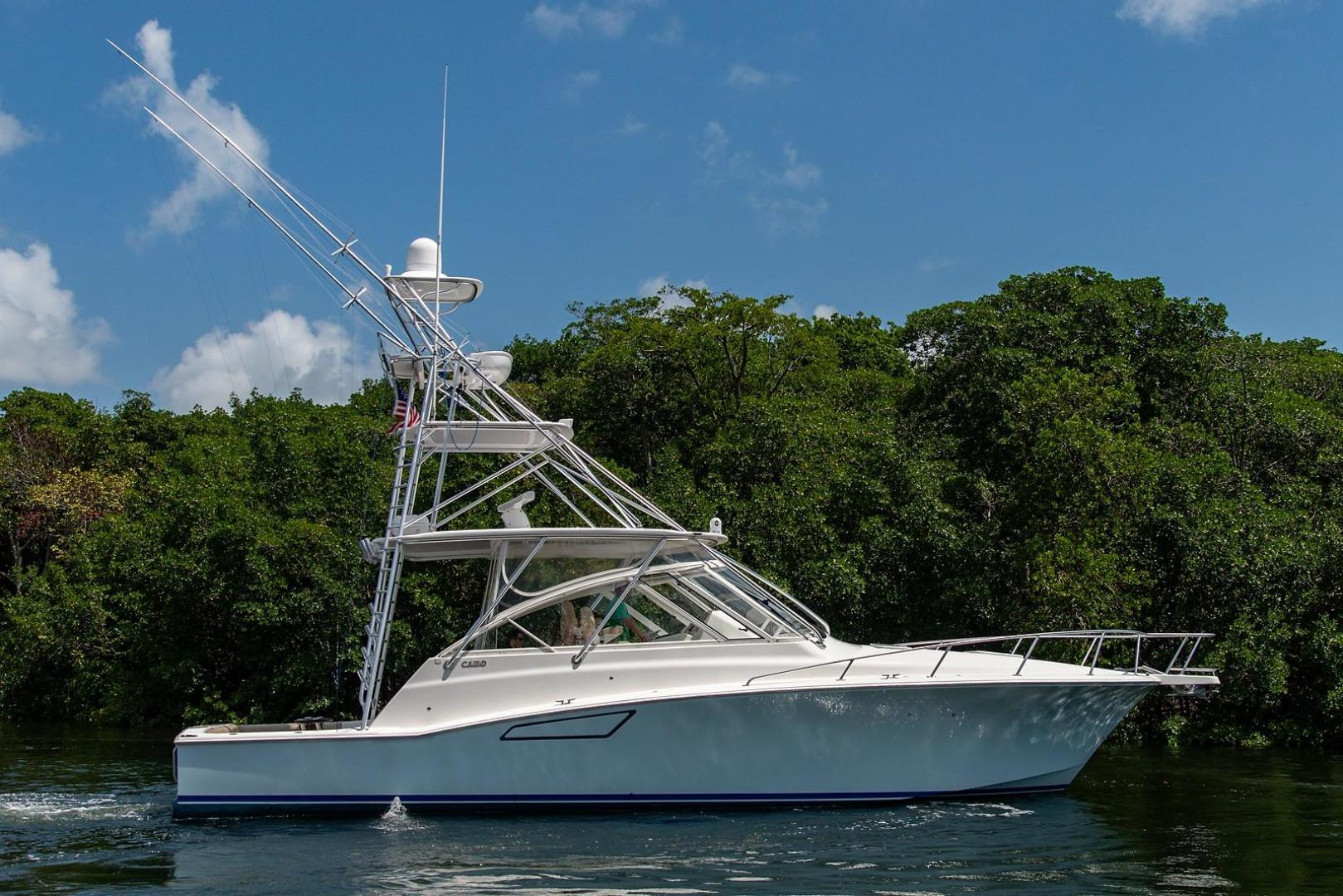 Picture Of: 47' Cabo 44 Hardtop Express 2014 Yacht For Sale   1 of 44