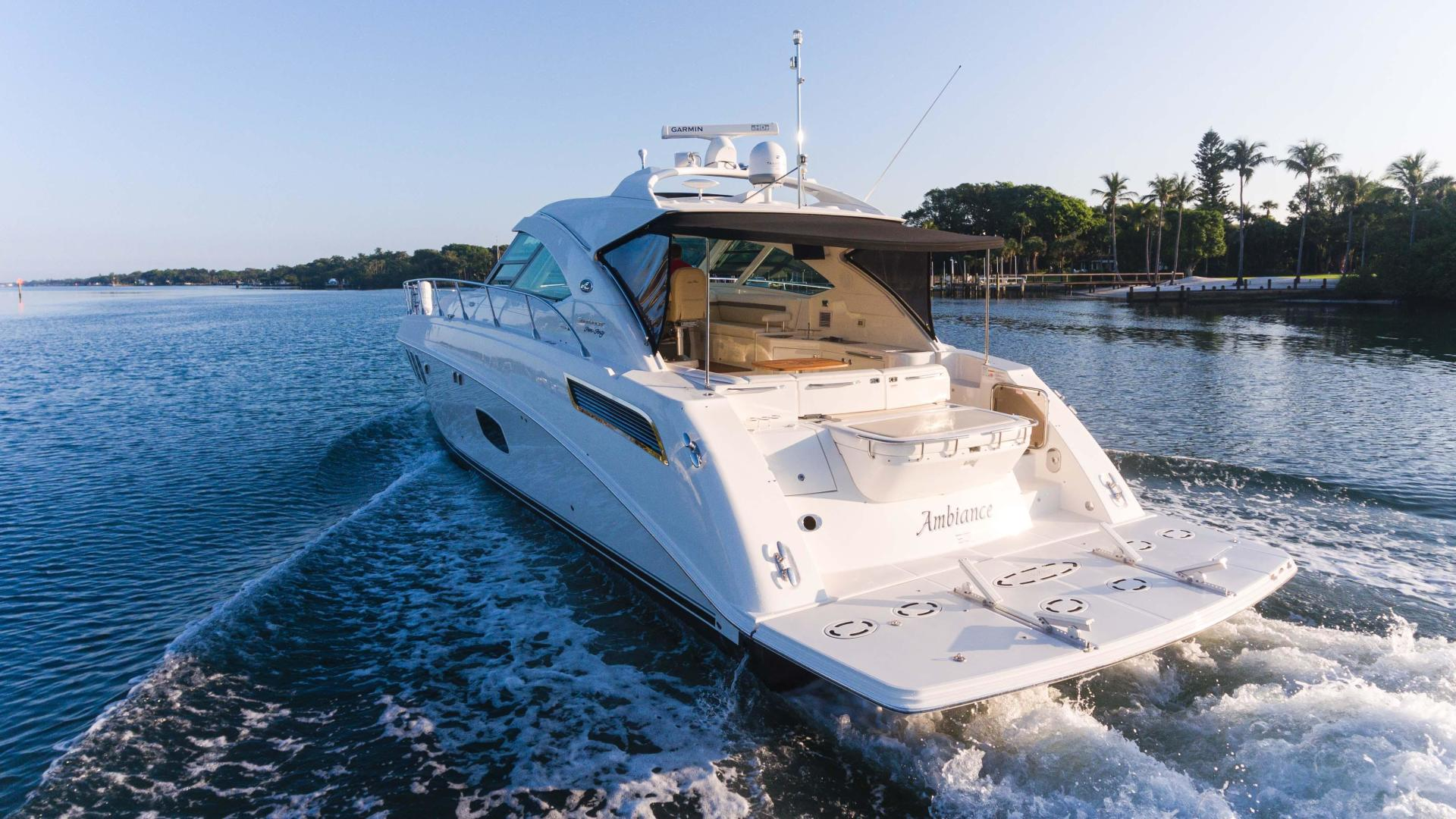 Picture Of: 54' Sea Ray 540 Sundancer 2012 Yacht For Sale   2 of 115