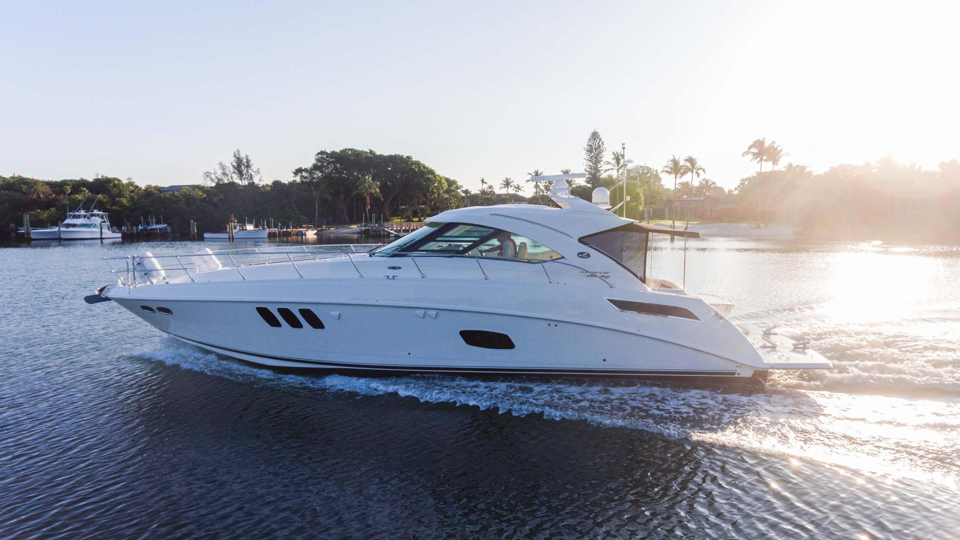 Picture Of: 54' Sea Ray 540 Sundancer 2012 Yacht For Sale   1 of 115