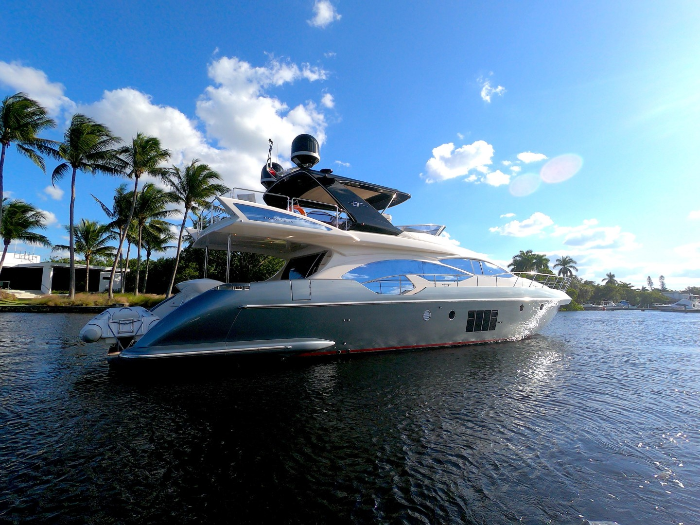 Picture Of: 70' Azimut 70 Flybridge 2012 Yacht For Sale | 1 of 24