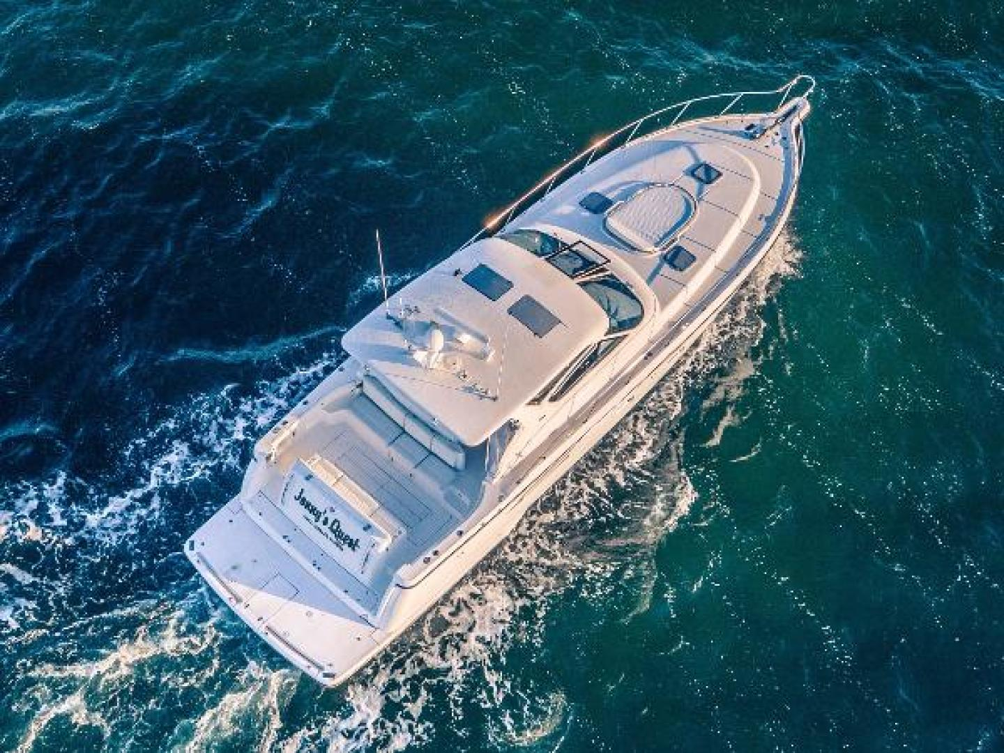 Picture Of: 58' Tiara Express 1999 Yacht For Sale | 2 of 69