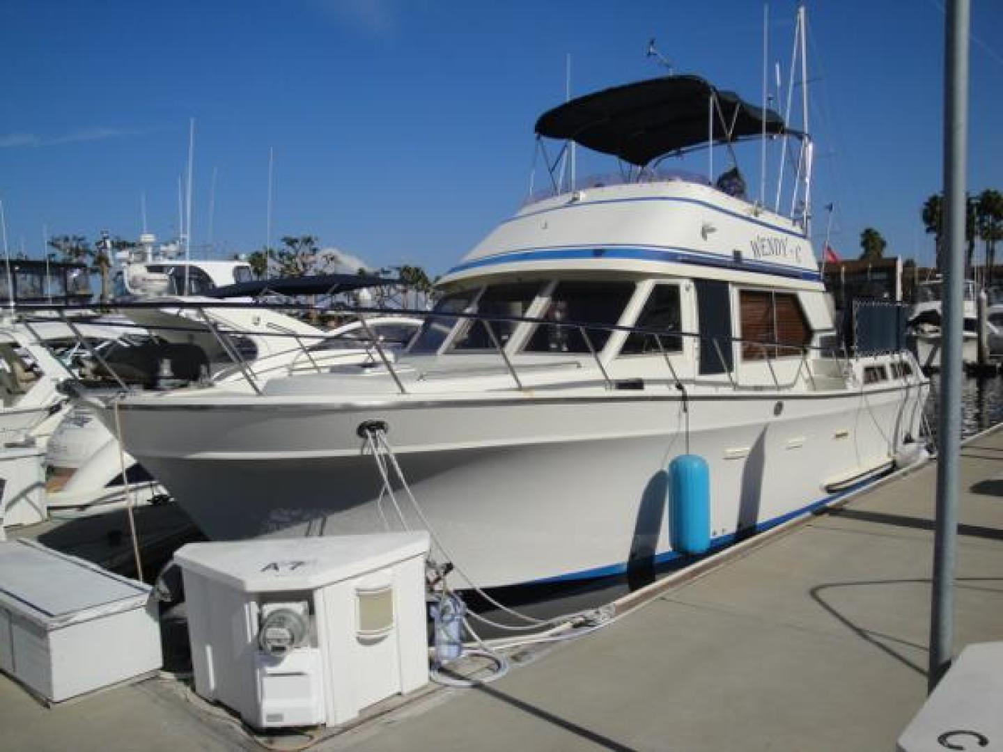 Picture Of: 40' PT 38 Aft Cabin 1986 Yacht For Sale | 1 of 1