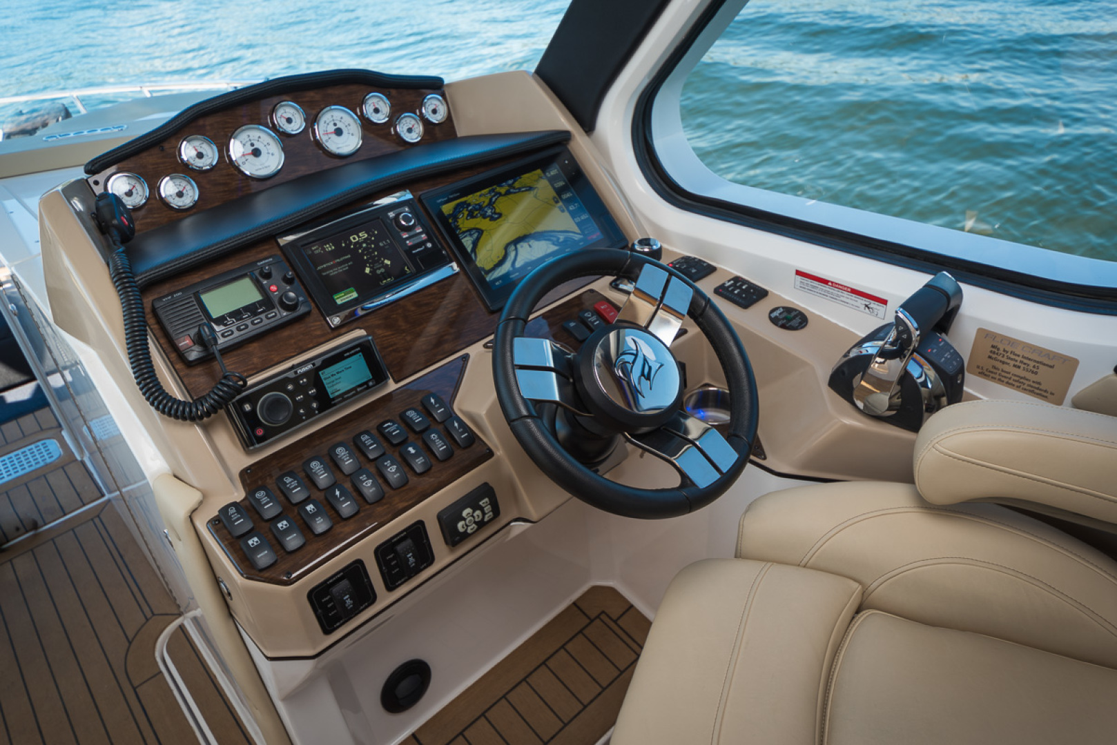 Picture Of: 39' Floe Craft Afina 3950 2017 Yacht For Sale | 2 of 38