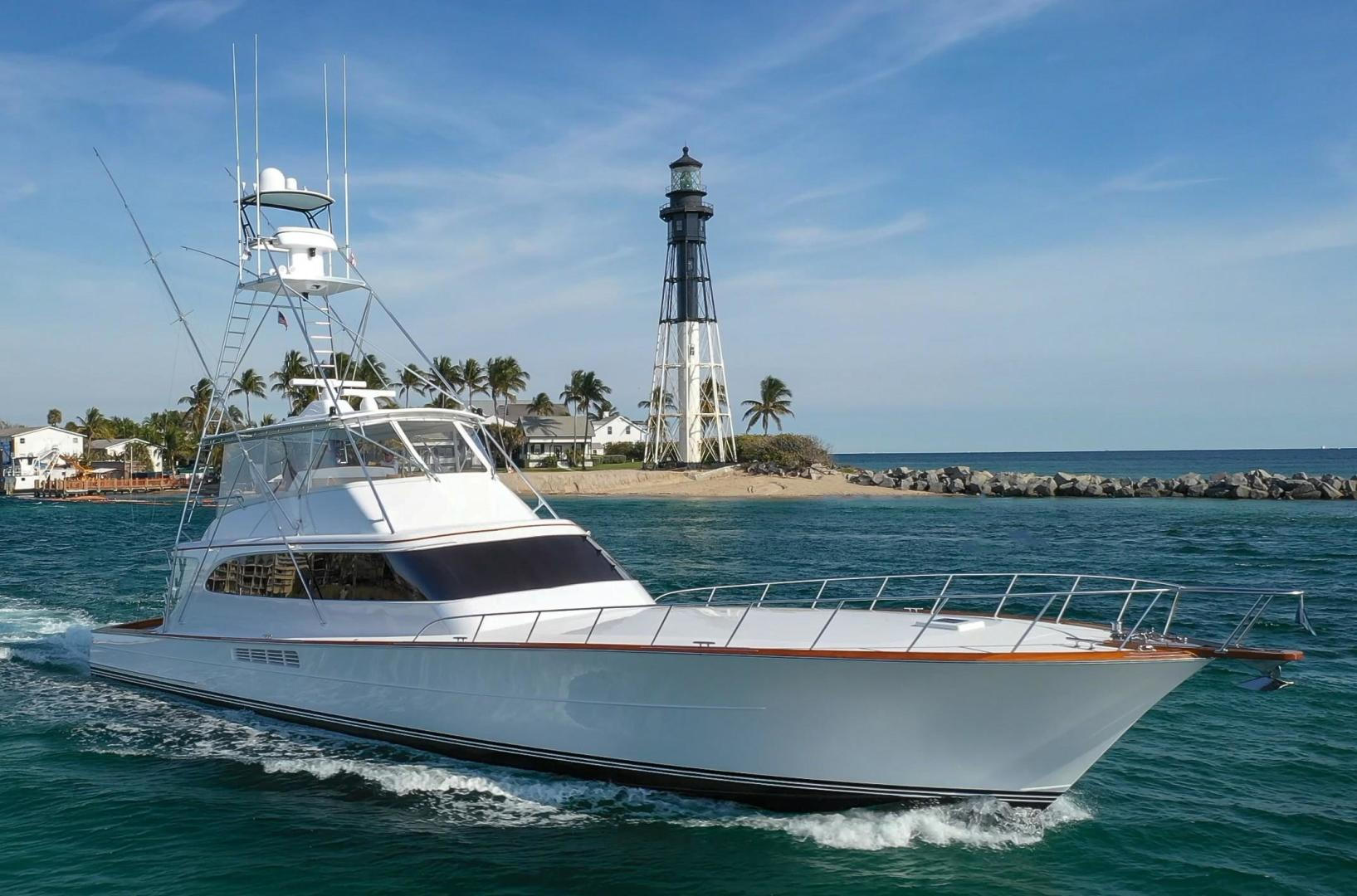 Picture Of: 80' Merritt Sportfish 2003 Yacht For Sale | 1 of 34