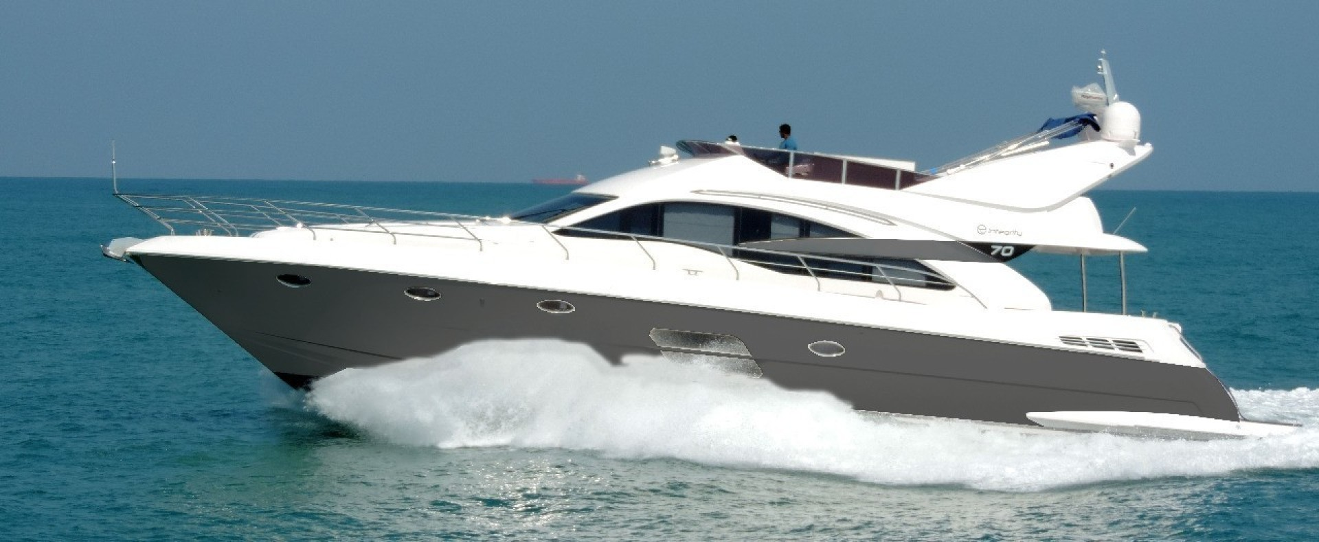 Picture Of: 69' Riviera Hull #1 2019 Yacht For Sale | 1 of 22