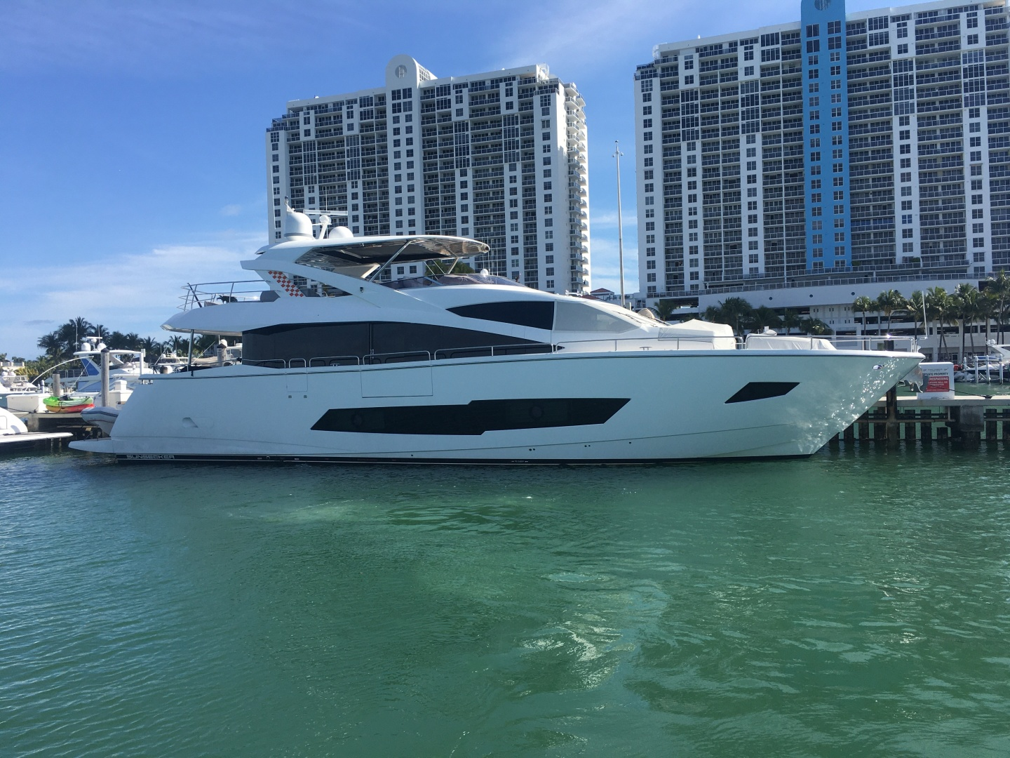Picture Of: 86' Sunseeker 86 Yacht 2018 Yacht For Sale | 1 of 15