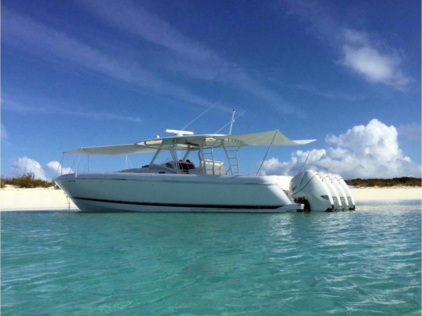 Picture Of: 47' Intrepid 475 Panacea 2015 Yacht For Sale | 1 of 18