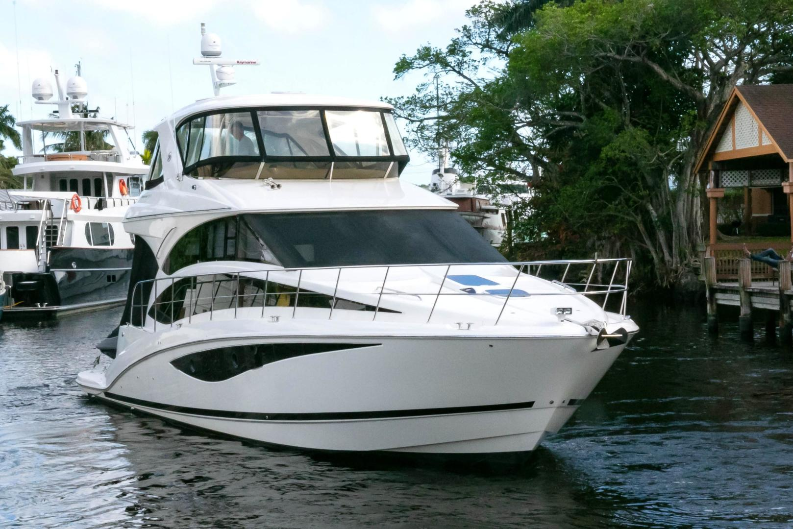 Picture Of: 54' Meridian 541 Sedan 2013 Yacht For Sale | 2 of 61