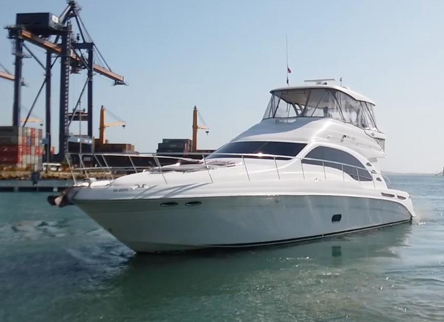Picture Of: 58' Sea Ray 550 2005 Yacht For Sale | 1 of 75