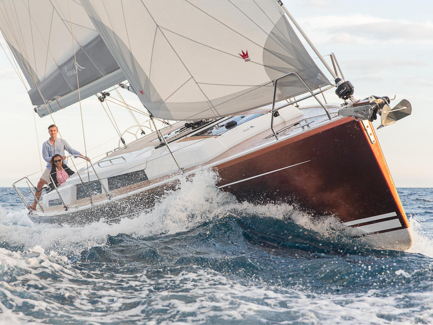 Picture Of: 37' Hanse 388 2020 Yacht For Sale | 1 of 19