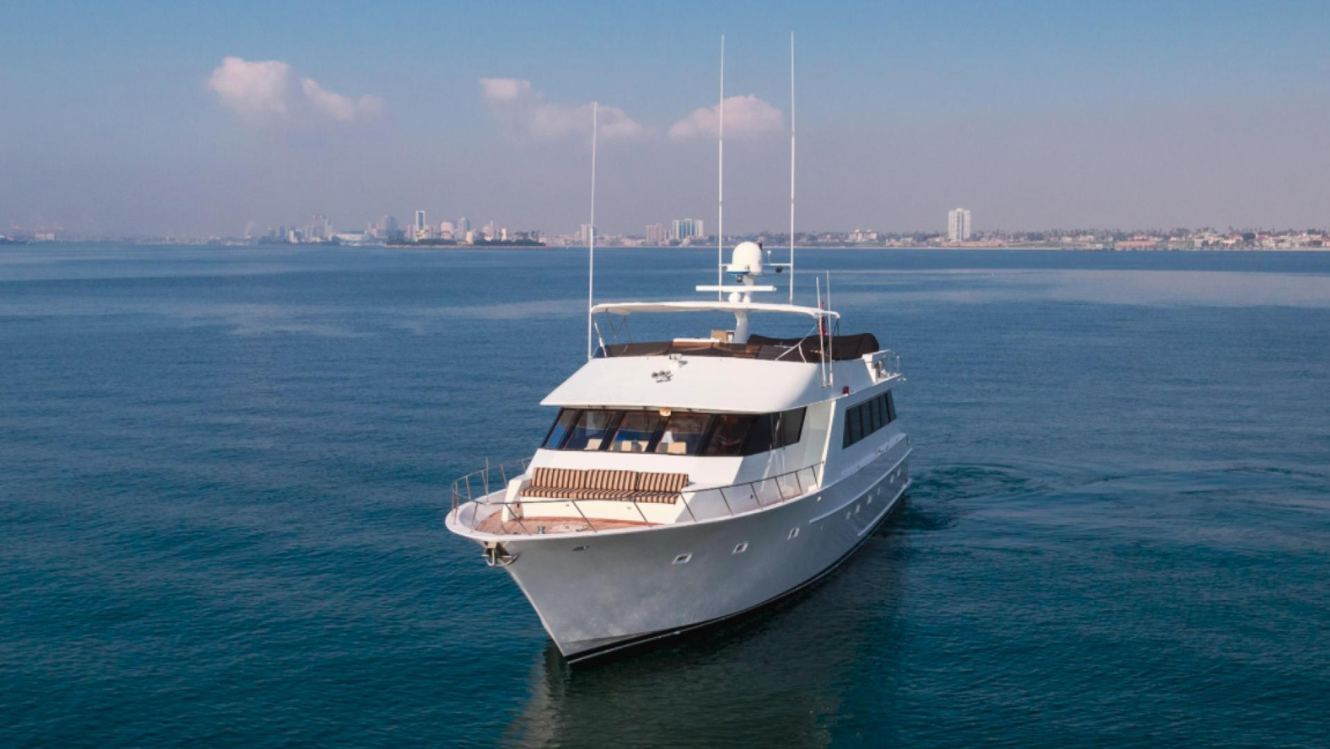 Picture Of: 84' Westport 1989 Yacht For Sale | 2 of 29