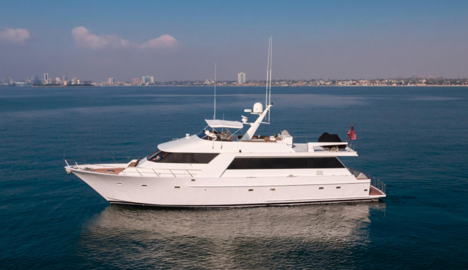 Picture Of: 84' Westport 1989 Yacht For Sale | 1 of 29