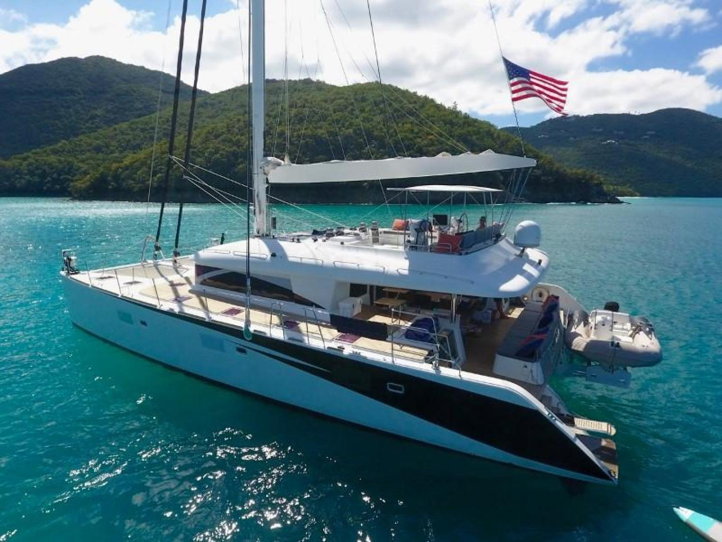 Picture Of: 62' Lagoon 620 2010 Yacht For Sale | 1 of 50