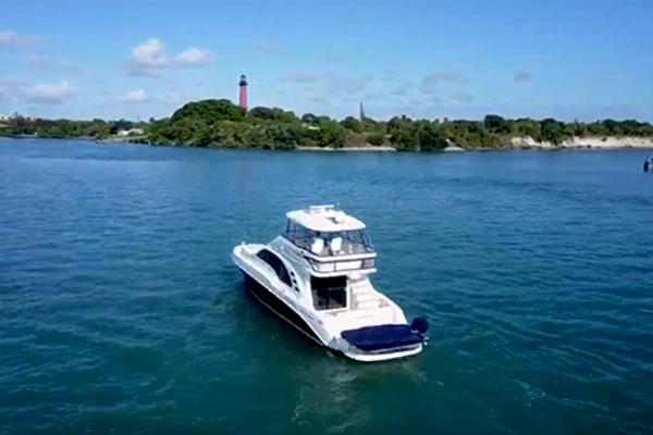 2008Sea Ray 58 ft 58 Sedan Bridge   Sugaree