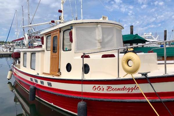 Picture Of: 34' Nordic Tugs 32 1993 Yacht For Sale | 3 of 28