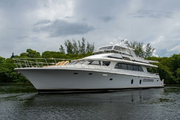 Picture Of: 93' Cheoy Lee 84 Bravo 2006 Yacht For Sale | 2 of 177