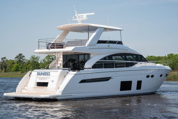 Picture Of: 69' Princess 68 Flybridge Motor Yacht 2018 Yacht For Sale | 4 of 92