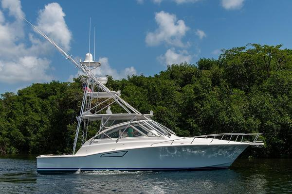 Picture Of: 47' Cabo 44 Hardtop Express 2014 Yacht For Sale   2 of 44