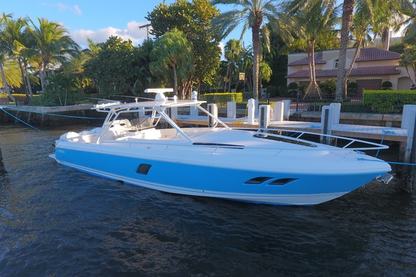 Picture Of: 40' Intrepid 400 Cuddy 2014 Yacht For Sale | 1 of 36