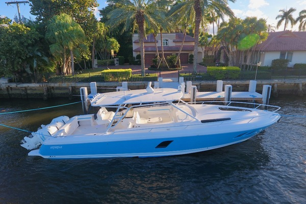 Picture Of: 40' Intrepid 400 Cuddy 2014 Yacht For Sale | 2 of 36