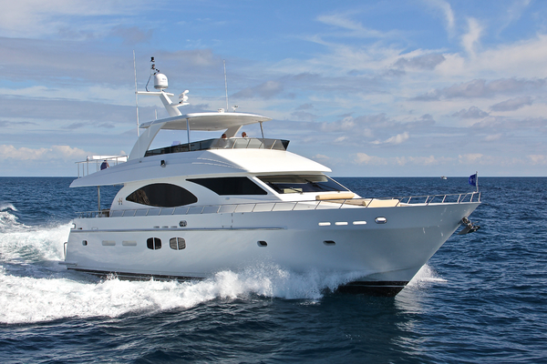 Picture Of: 76' Hargrave Open Bridge 2013 Yacht For Sale | 1 of 53