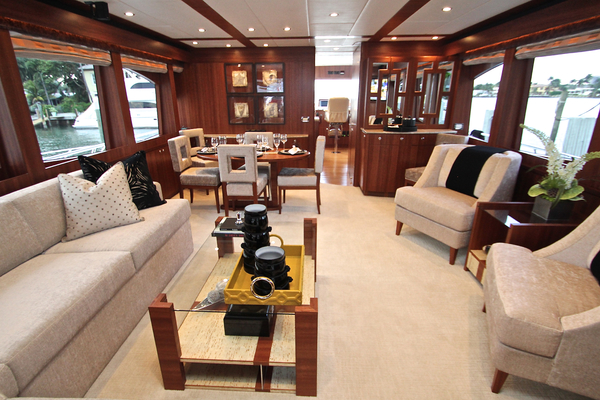 Picture Of: 76' Hargrave Open Bridge 2013 Yacht For Sale | 2 of 53