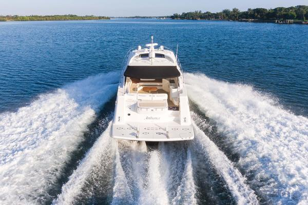 Picture Of: 54' Sea Ray 540 Sundancer 2012 Yacht For Sale   3 of 115