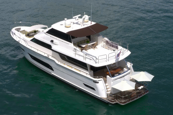 Picture Of: 75' Horizon V72 2014 Yacht For Sale | 4 of 41