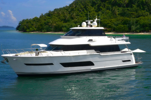 Picture Of: 75' Horizon V72 2014 Yacht For Sale | 2 of 41