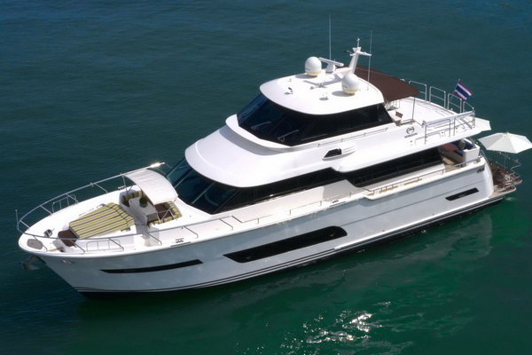 Picture Of: 75' Horizon V72 2014 Yacht For Sale | 3 of 41