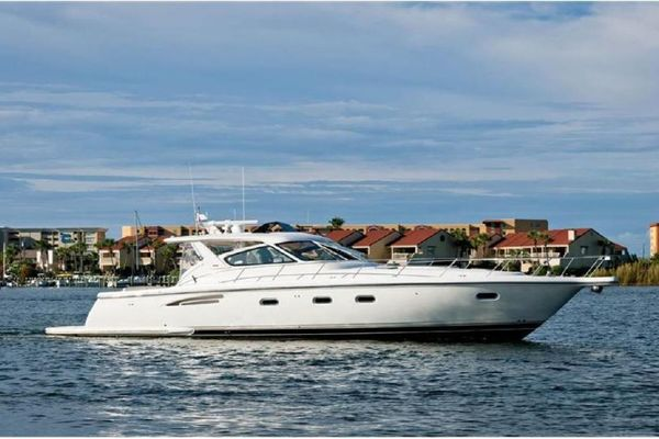 Picture Of: 58' Tiara Express 1999 Yacht For Sale | 1 of 69