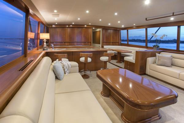 Picture Of: 80' Merritt Sportfish 2003 Yacht For Sale | 4 of 34