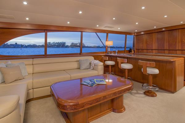 Picture Of: 80' Merritt Sportfish 2003 Yacht For Sale | 3 of 34