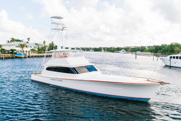 Picture Of: 75' Merritt Sportfish 1996 Yacht For Sale | 2 of 42