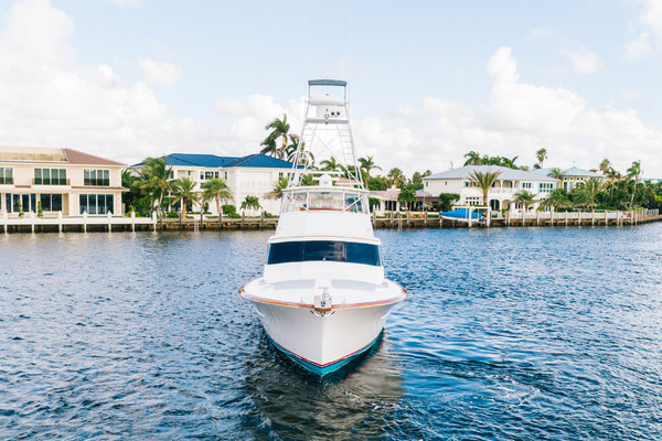 Picture Of: 75' Merritt Sportfish 1996 Yacht For Sale | 3 of 42